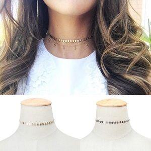 Jewelry - (FINAL) Bohemian Silver or Gold Coin Choker!!